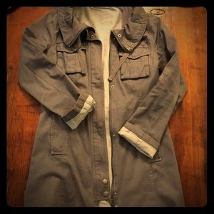 Small (6) Divided by H&M Parka